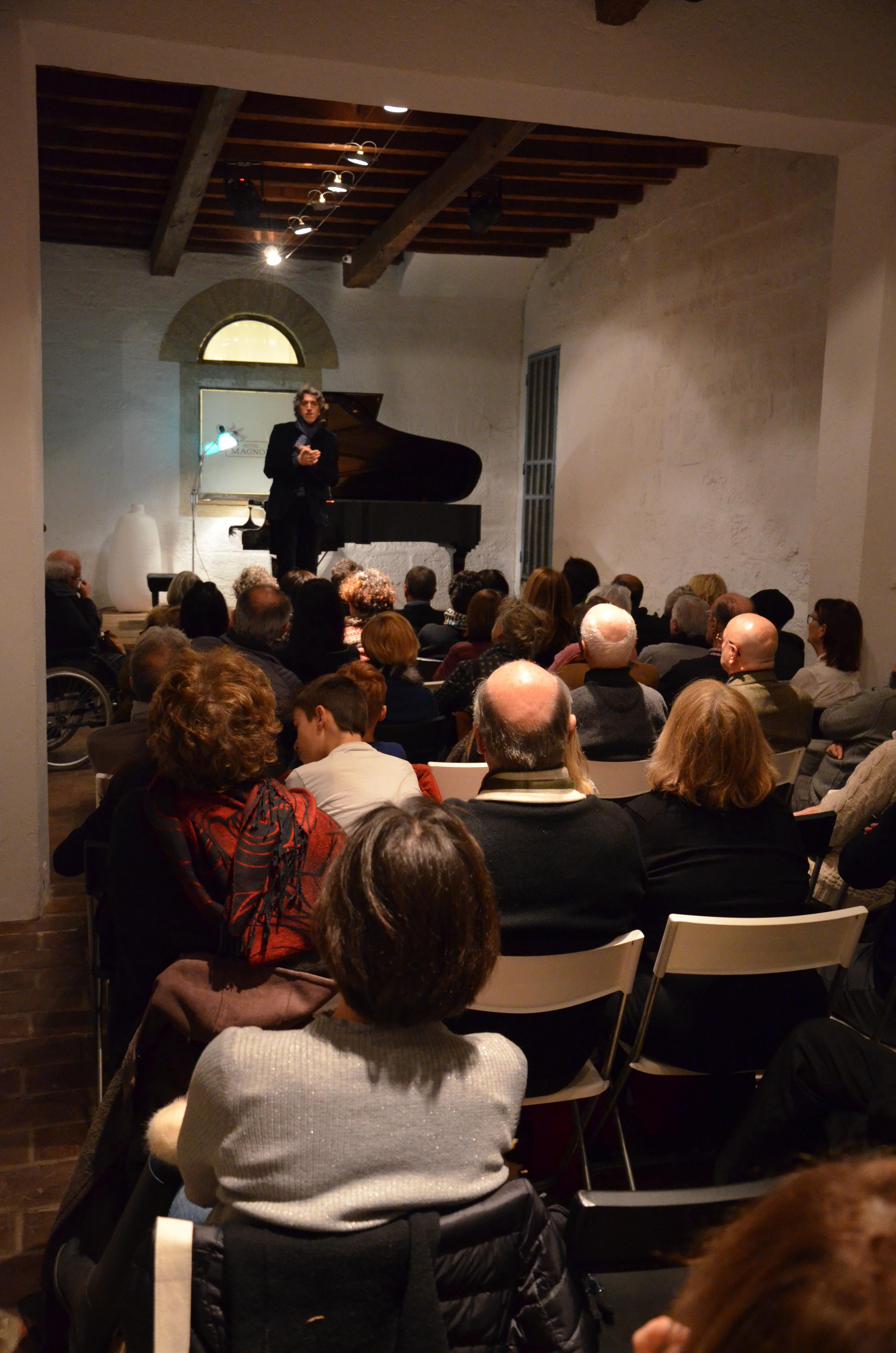 "Le public de ""Piano Intime"""