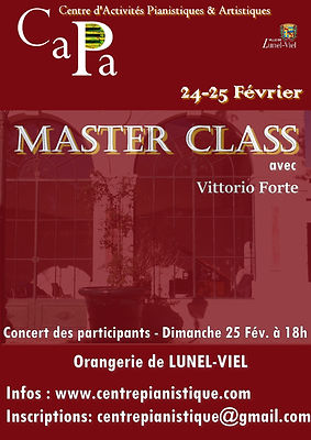 Master Class Piao