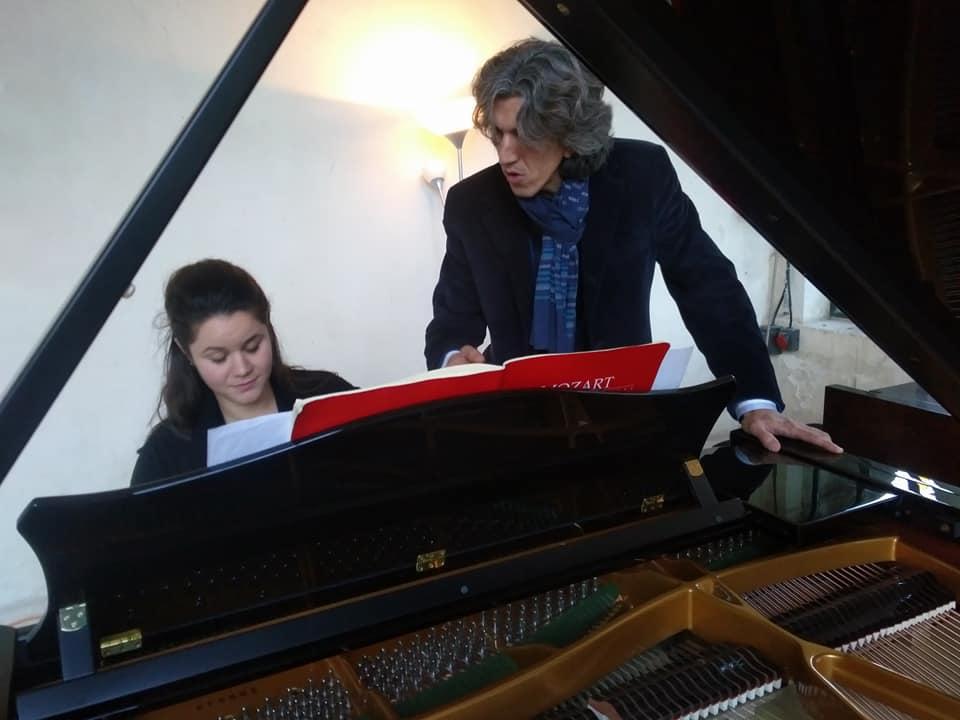 Mozart Concerto n.20