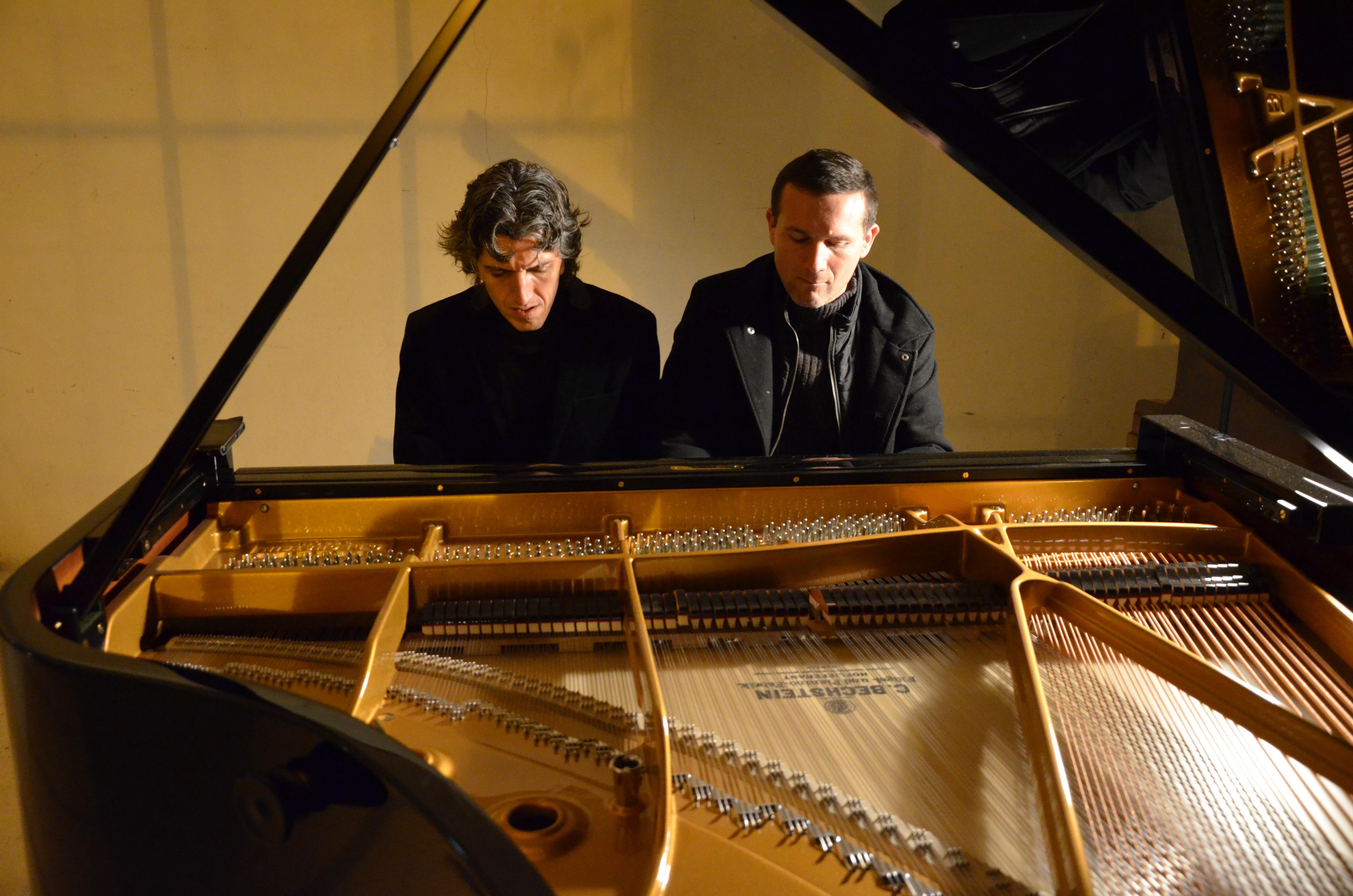 Vittorio Forte & Fabrice Fenoy
