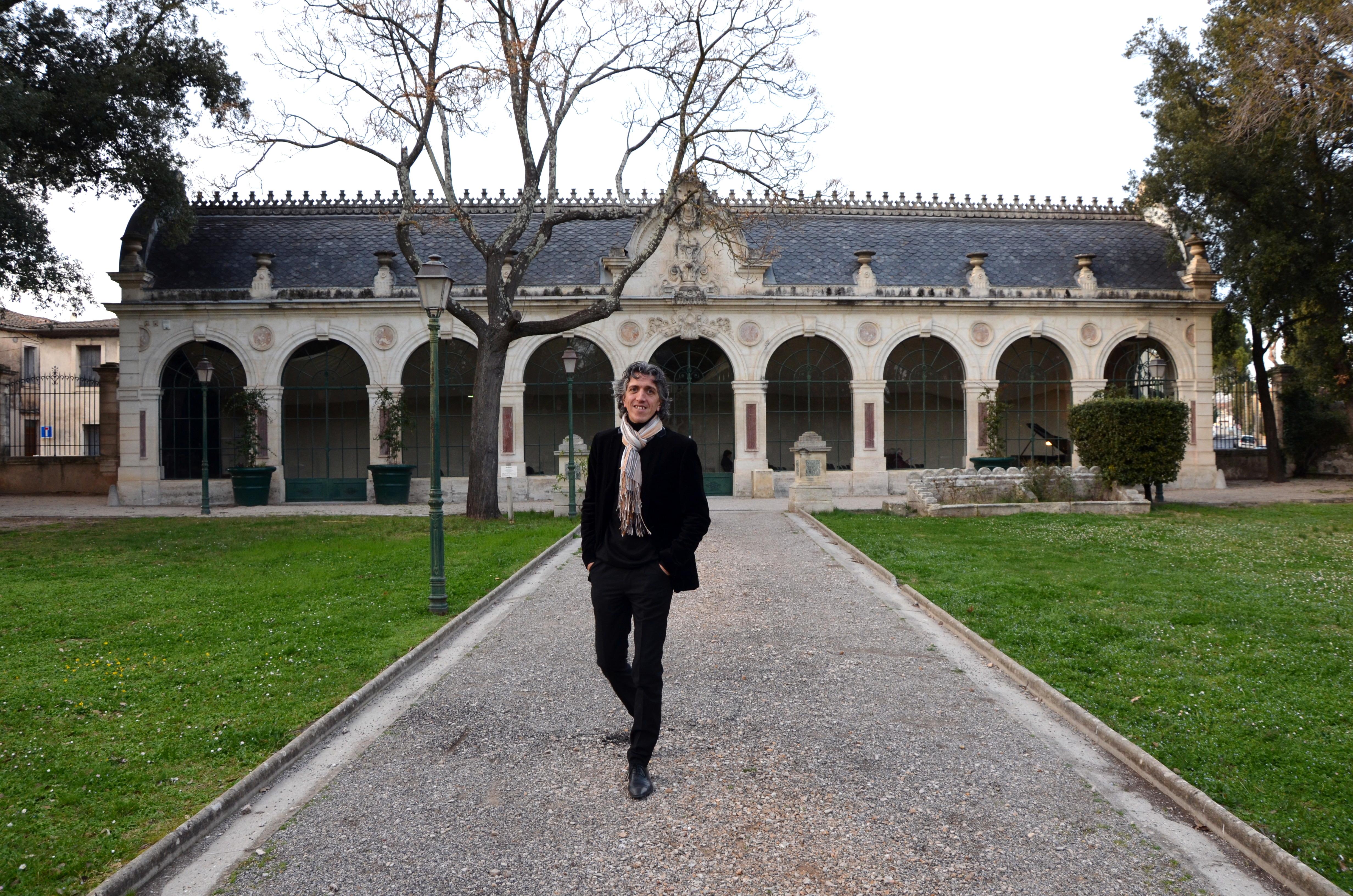 Vittorio Forte à l'Orangerie