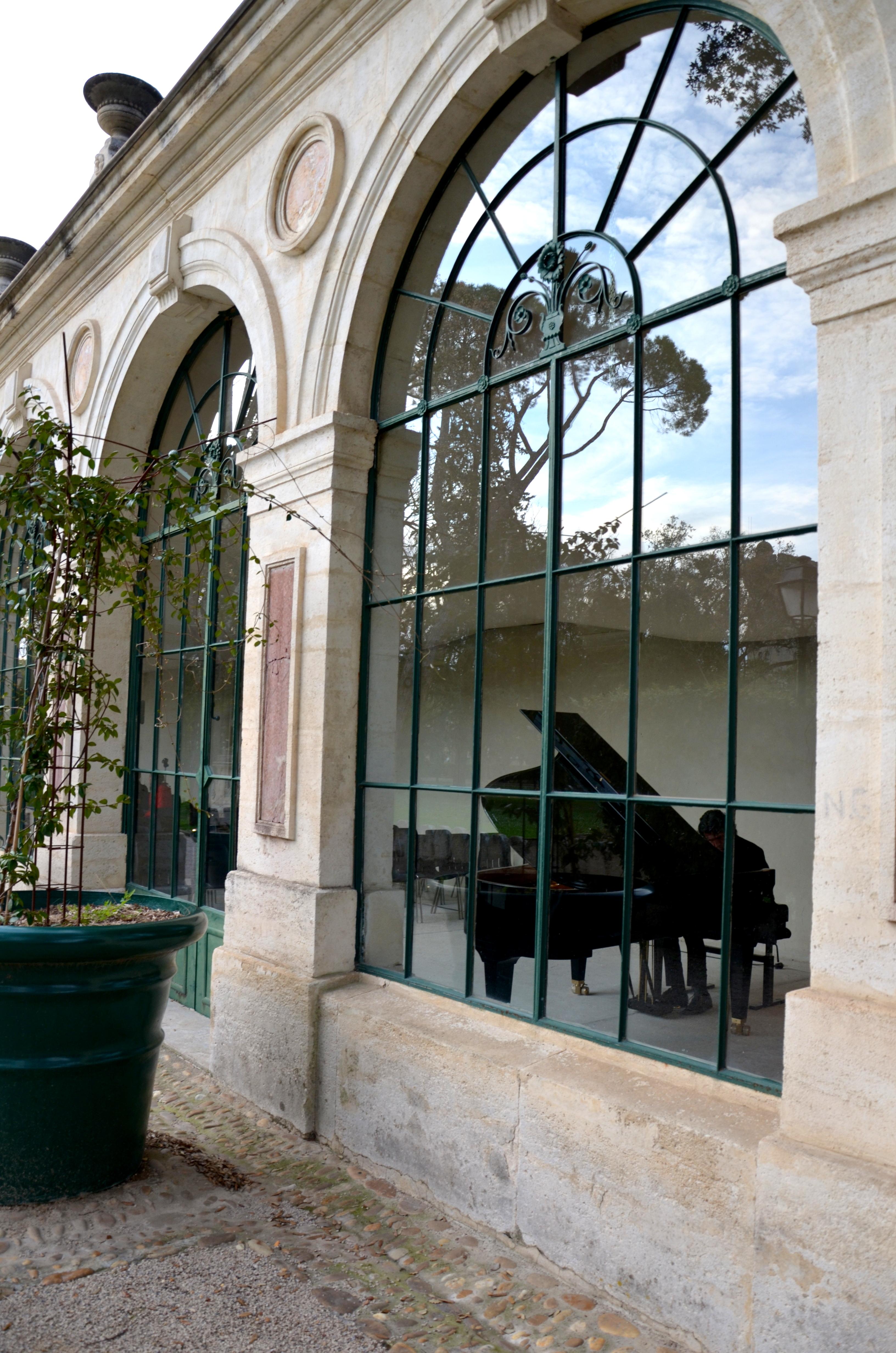 Concert à l'Orangerie