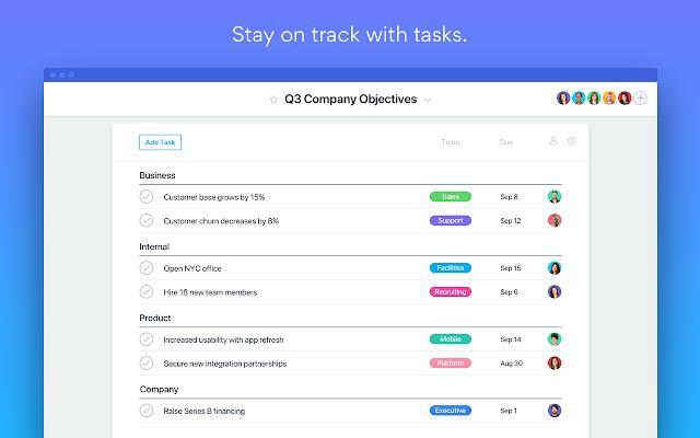 Create and Add Task