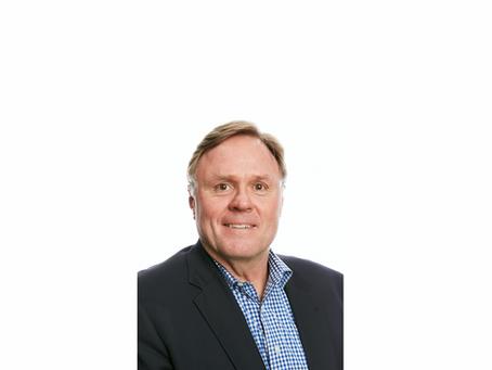 Welcome David Tickner, Director Financial Agencies & Services