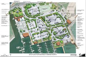 No Phase 2 Funding for North Section Parking Lot Renovation