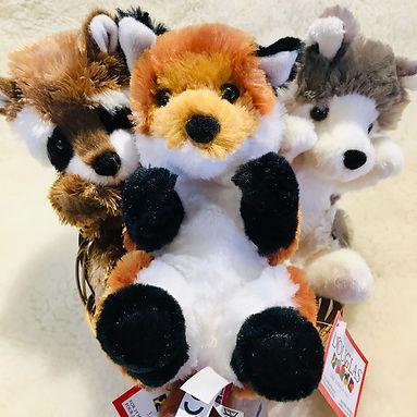 Li'l Handful Stuffed Animals