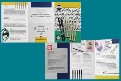 Sakura B2B Brochures