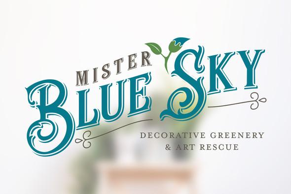 Mister Blue Sky