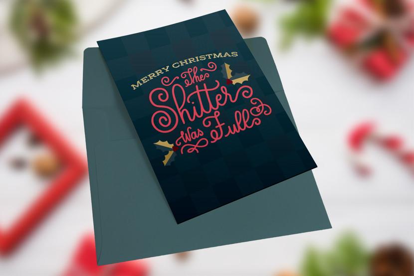 2019 Noel Dolan Creative Holiday Card