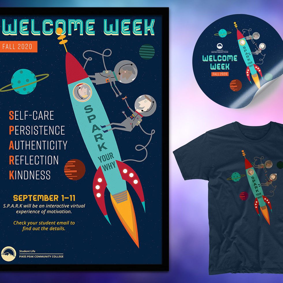 Welcome Week Campaign