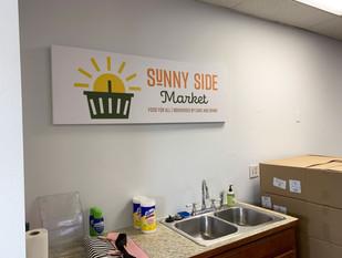 Sunny Side Market Branding