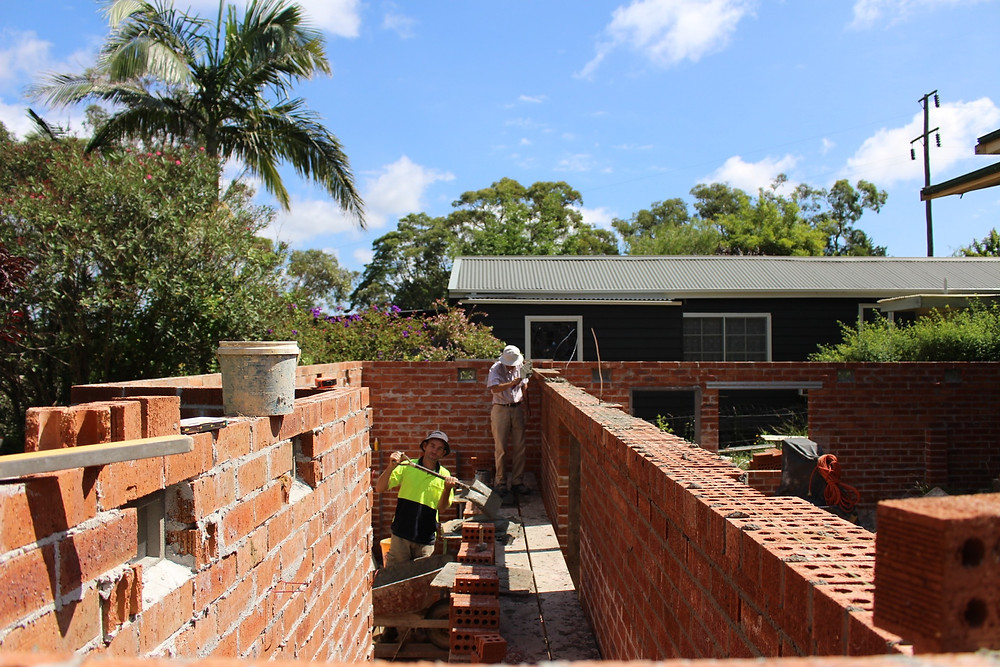 Common Bricks are Being used and will be Bag rendered later