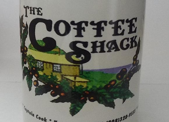 Coffee Shack Logo Coffee Mug