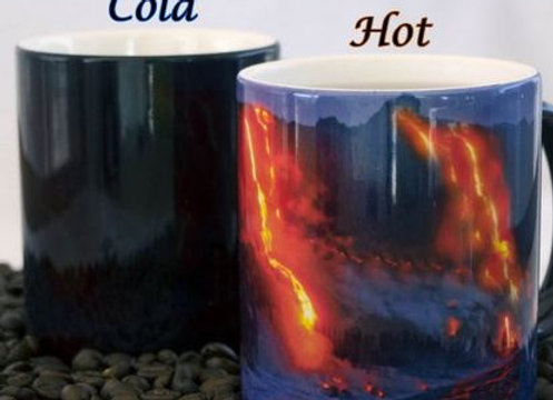 Lava Falls - Color Changing Mug