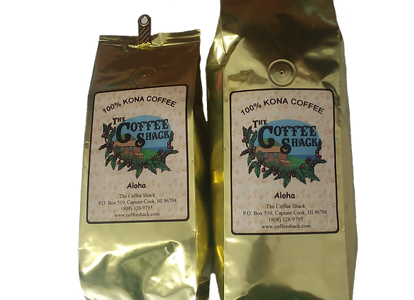 Coffee Shack Estate 100% Kona Coffee