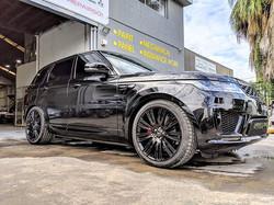 Range Rover Night Package !!_- Wheels ✅_