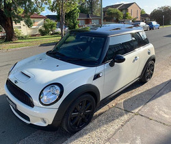 Here's one for the mini lovers, complete