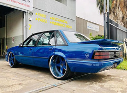 Blue meanie built right!!_._._#vk #brock