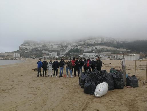 Cusmai (Lega): La Lega partecipa alla pulizia della spiaggia di Peschici, bravo Nicola Martella!