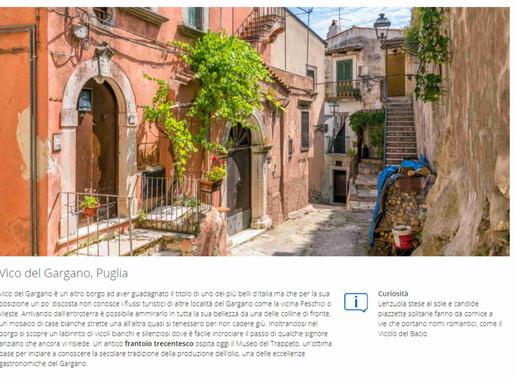 I piccoli borghi che ci fanno amare l'Italia