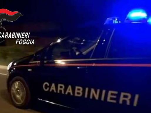 RODI GARGANICO: BLITZ ANTICOVID 19. DENUNCIATA COPPIA POSITIVA E GIROVAGO NOTTURNO