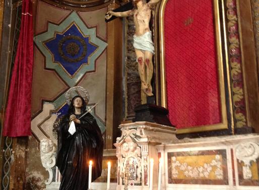 Maria ai Piedi della Croce - figura e modello in questo tempo di prova-