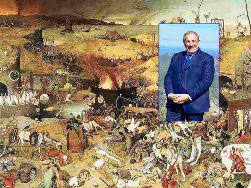 L'uomo e la pandemia