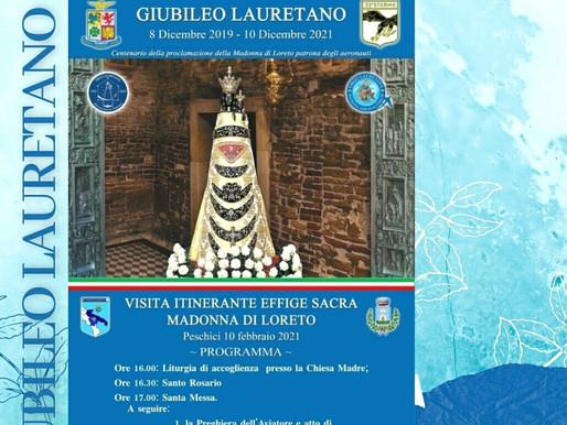 Peschici accoglie la Sacra Effige della Madonna di Loreto