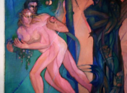 I due alberi dell'Eden