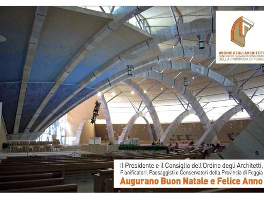 """Gli Architetti: """"Nel 2021 impegno per rilanciare la Capitanata"""""""