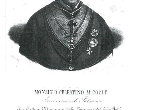 Illustri Garganici - Padre Celestino Maria Cocle C.SS.R – Arcivescovo di Patrasso