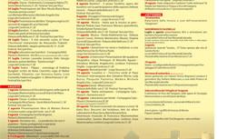Estate Vichese, il programma: 50 eventi, grandi ospiti, tornano i Festival