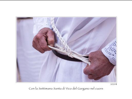 Con la Settimana Santa di Vico del Gargano nel ♥️