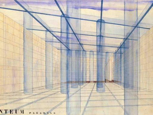 Dante e l'Architettura: gli architetti di Foggia e Roma celebrano il genio