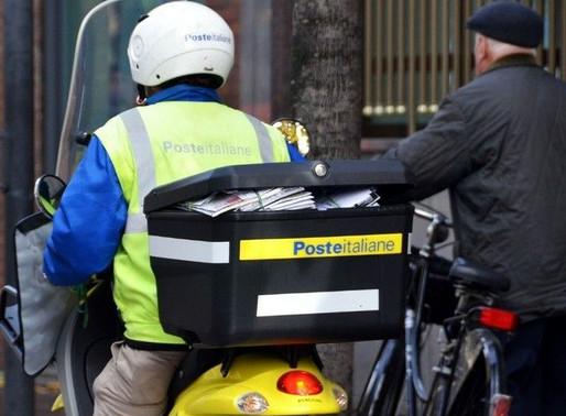 Poste Italiane, cerca portalettere in tutta Italia