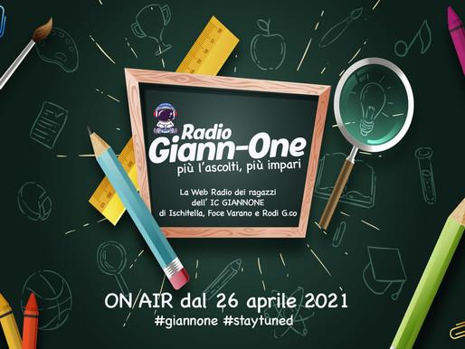 RADIO GIANN-ONE… più l'ascolti… più impari…