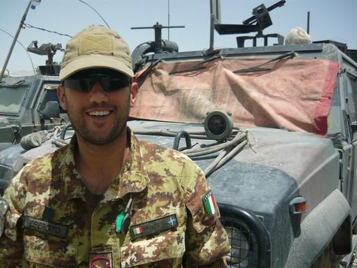 Dieci tristi e lunghi anni dalla scomparsa del Caporal Maggiore Capo dell'Esercito Italiano Frasca