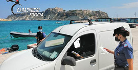 Rubano carta di credito: fermati dai Carabinieri