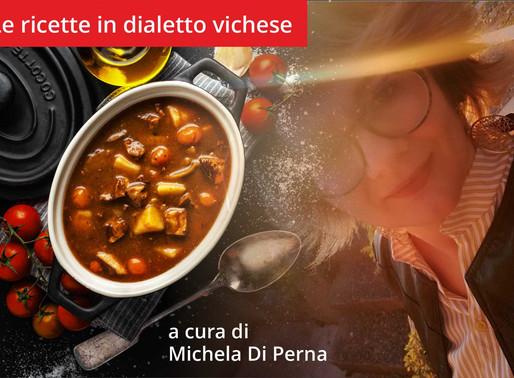 Le ricette in dialetto vichese