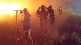 "Incendio a Vico, il sindaco: ""Messe a rischio vite umane"""