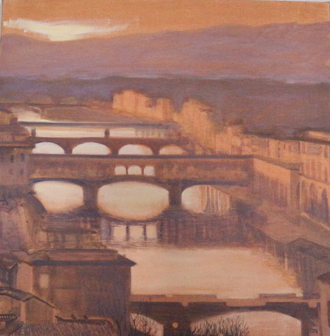 Sunset on the Arno.jpg