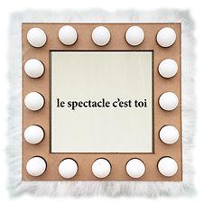 Spectacle, opera di Paola Bolletti