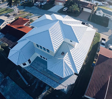 Metal Roof System | Sharpe Roofing