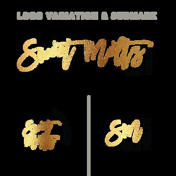 Logo Design; Gold Foil Logo Design