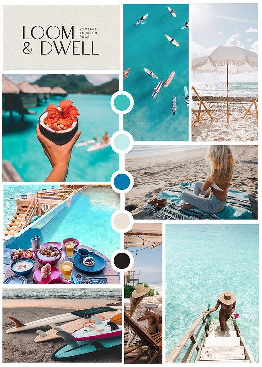 Women on the beach; The Maldives; Yoga School; Yoga Studio