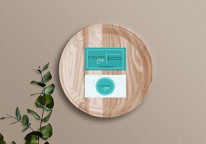 Custome business Card Design