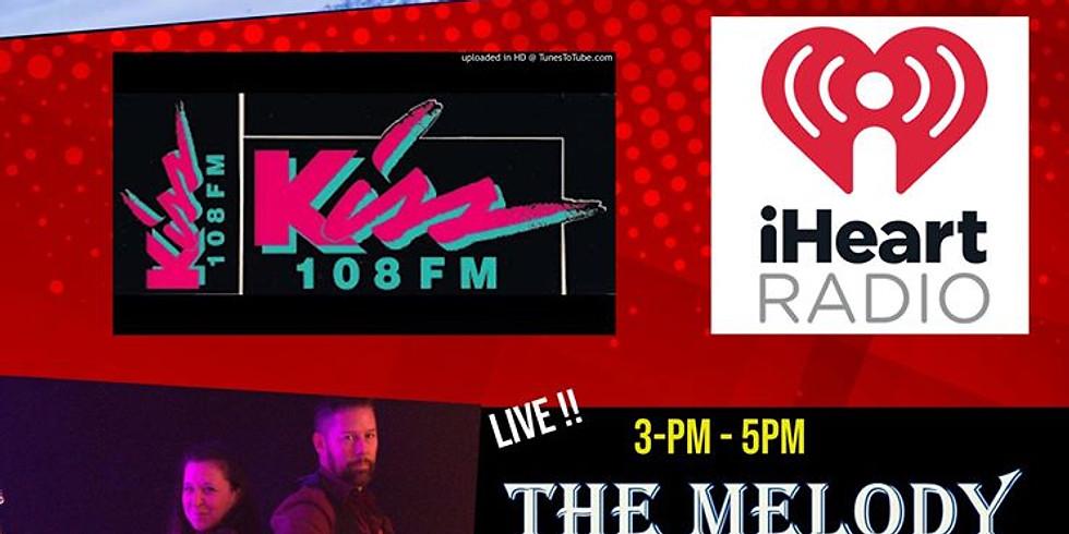 Kiss 108FM iHeart Radio Winter Games