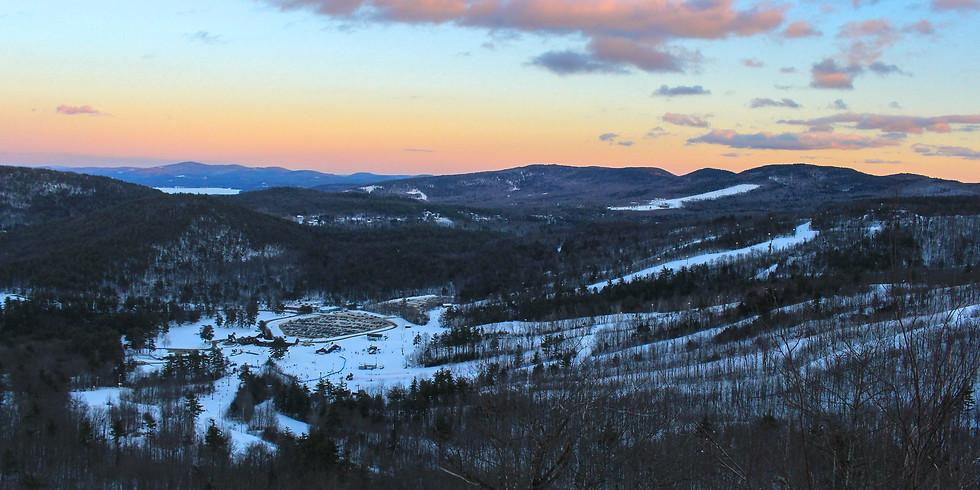 Gunstock Moutain Resort Snowshoe Ridge Tour