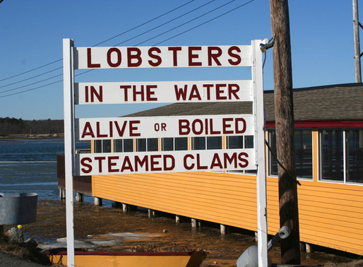 Brown's Lobster Pound   Seabrook, NH