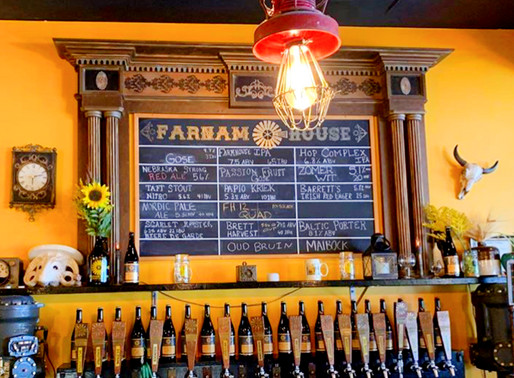 Farnam House Brewing Company | Omaha, Nebraska